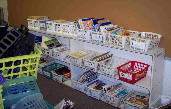 Creating a Classroom Library | Reading Rockets