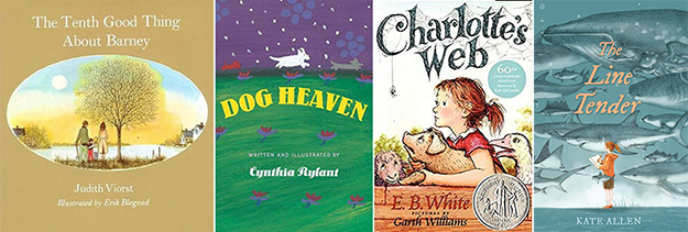 books that help kids deal with grief