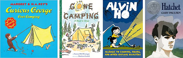 Camping books