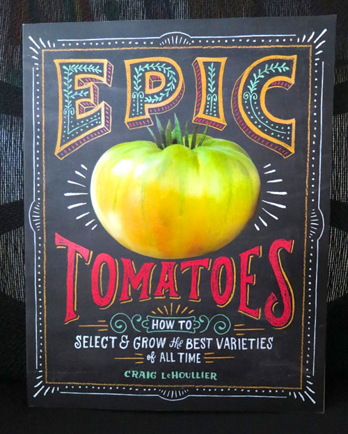 The Epic Tomatoes book cover