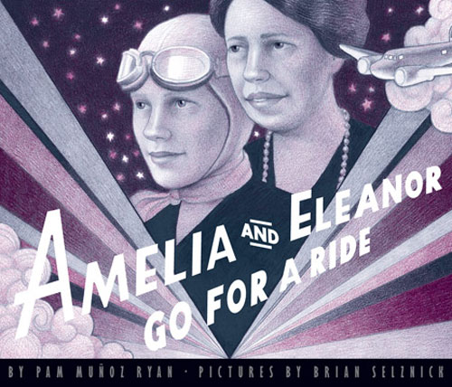 Amelia and Eleanor Go for a Ride book cover