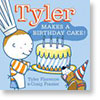 Tyler Makes a Birthday Cake