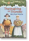 Thanksgiving on a Thursday (Magic Tree House #27)