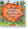 Biggest Pumpkin Surprise Ever