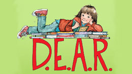 Drop Everything and Read (D.E.A.R.) Day
