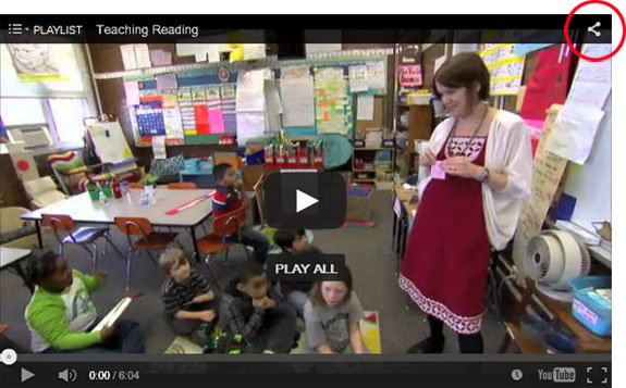 Embed Reading Rockets Video