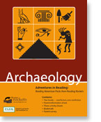 Reading adventure pack: Archaeology