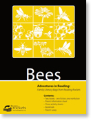 Reading Rockets' 'Bees' Reading Adventure Pack