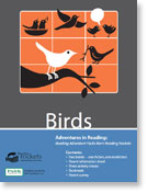 Reading Rockets' Reading Adventure Pack on Birds