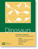 Dinosaurs Reading adventure pack
