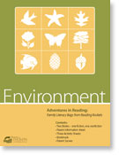 Environment reading adventure pack