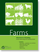 Reading adventure pack: Farms