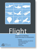 Reading Rockets' 'Flight' Reading Adventure Pack