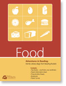 Food Reading adventure pack