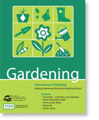 Reading adventure pack: Gardening