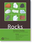 Rocks Reading adventure pack