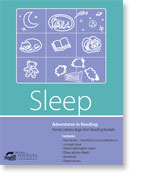 Reading Rockets' Sleep reading adventure pack