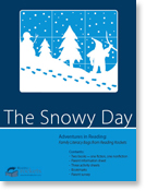 Reading Rockets' Snowy Day reading adventure pack