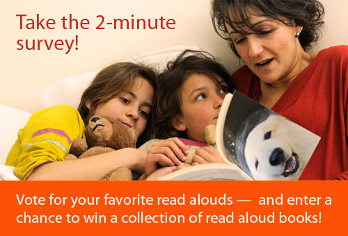 Take the read aloud survey