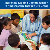 Improving Reading Comprehension in Kindergarten Through 3rd Grade