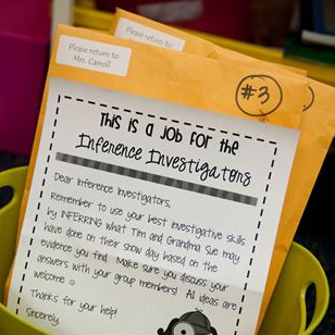 Inference | Classroom Strategies | Reading Rockets