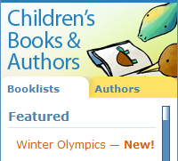 Widget: Children's Books & Authors