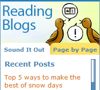 Widget: Reading Blogs