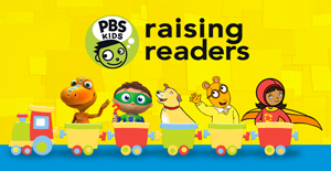 PBS Kids Raising Readers
