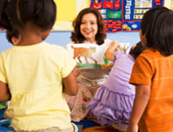 High quality preschool and childcare