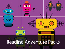 Reading Adventure Packs