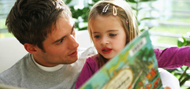 Reading together: booklists for parents of children with disabilities