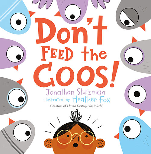 Don't Feed the Coos book cover