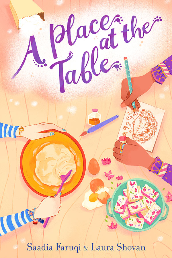 A Place at the Table book cover