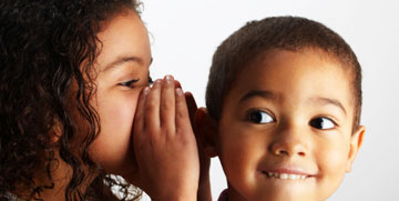 Oral Language: Expanding Your Child's Vocabulary