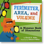 Numbers, Counting, Measuring and More: Books About Math