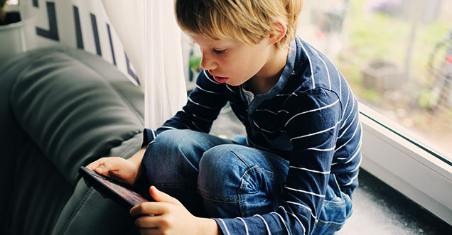Apps for Children with Autism and Aspergers