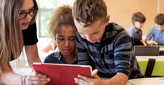 Inclusive Literacy Learning: Five Ways to Reach and Support All