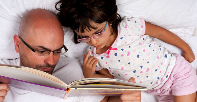Reading Together: Tips for Parents of Children with Autism Spectrum Disorder