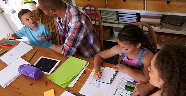 Helping Children with Executive Functioning Problems Turn In Their Homework