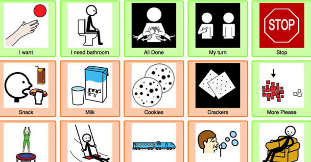 Get Them Talking: Communication Boards for Toddlers and Preschoolers
