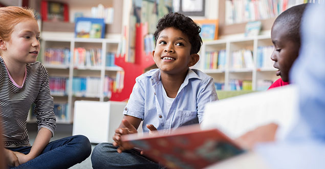 Teaching Literacy in English to K-5 English Learners | Reading Rockets
