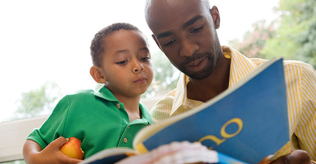 The Role of Fathers in Their Child's Literacy Development