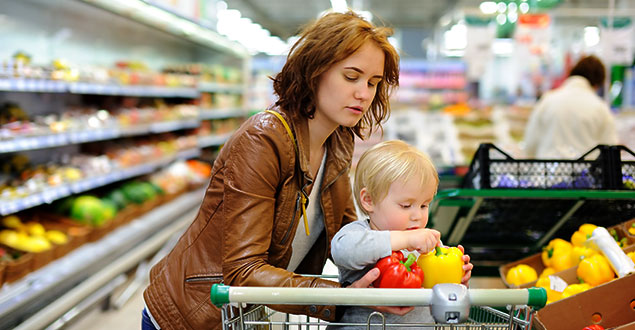 Grocery Store Literacy for Preschoolers