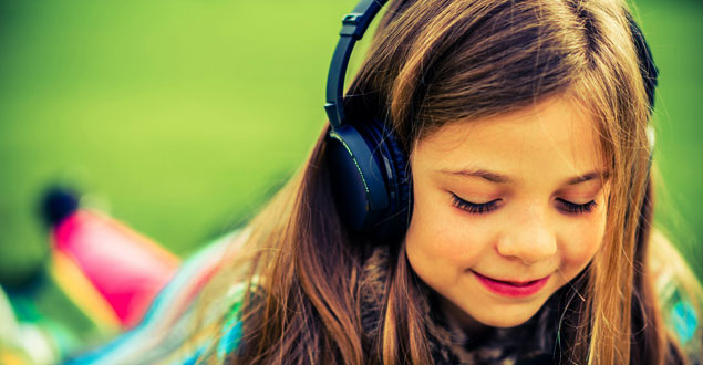 Growing Readers: Listen and Learn with Audio Books