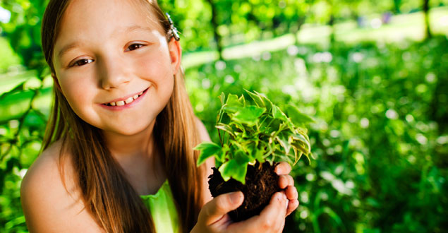 Five Literacy-Based Ways to Celebrate Earth Day with Your Child