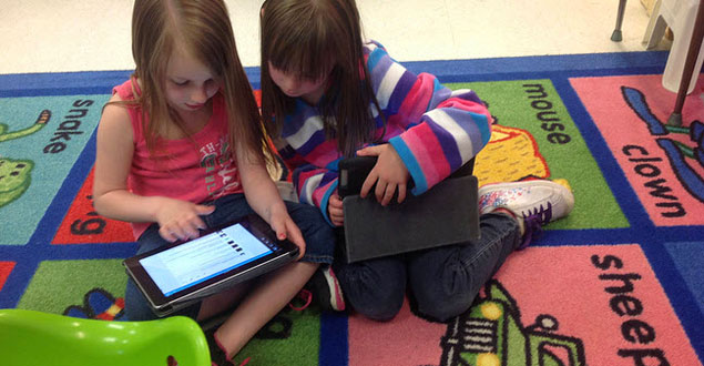 Teaching with Interactive Picture E-Books in Grades K–6