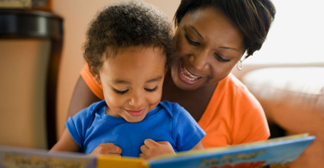 Great Read Alouds for Kids: Babies to Grade 3 | Reading Rockets