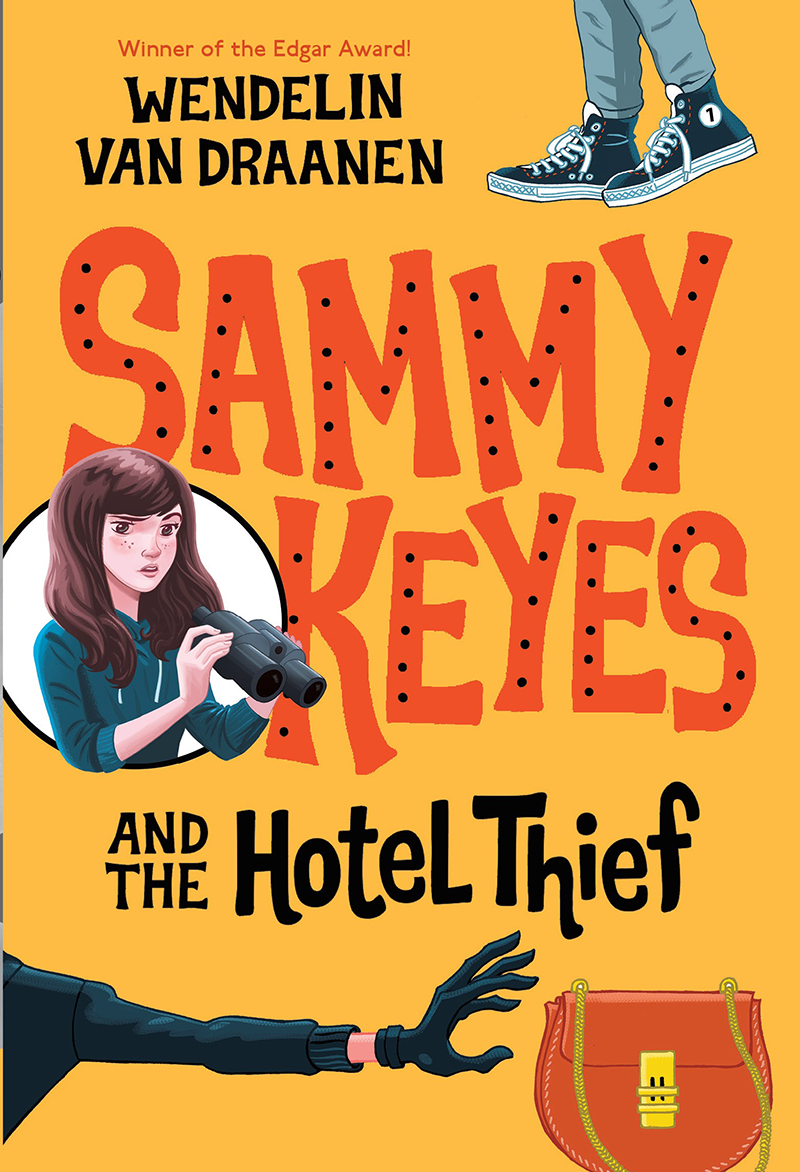 Sammy Keyes and the Hotel Thief book cover