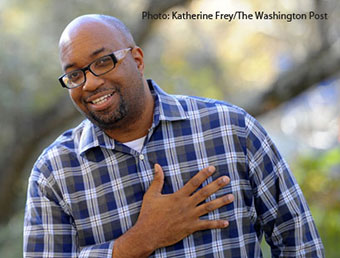 Our Video Interview with Kwame Alexander