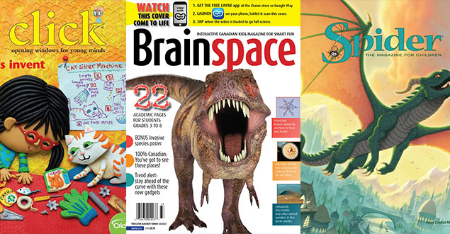 Great Magazines for Kids! | Reading Rockets
